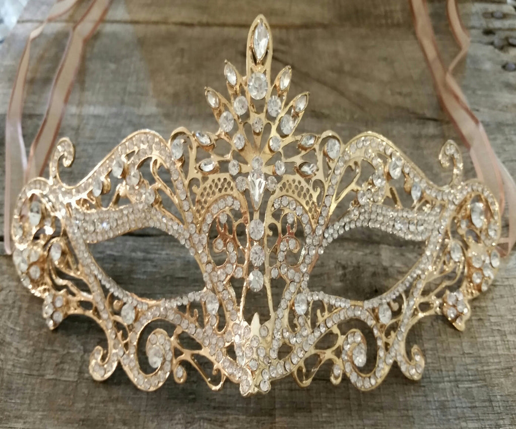 Masquerade Mask - Princess