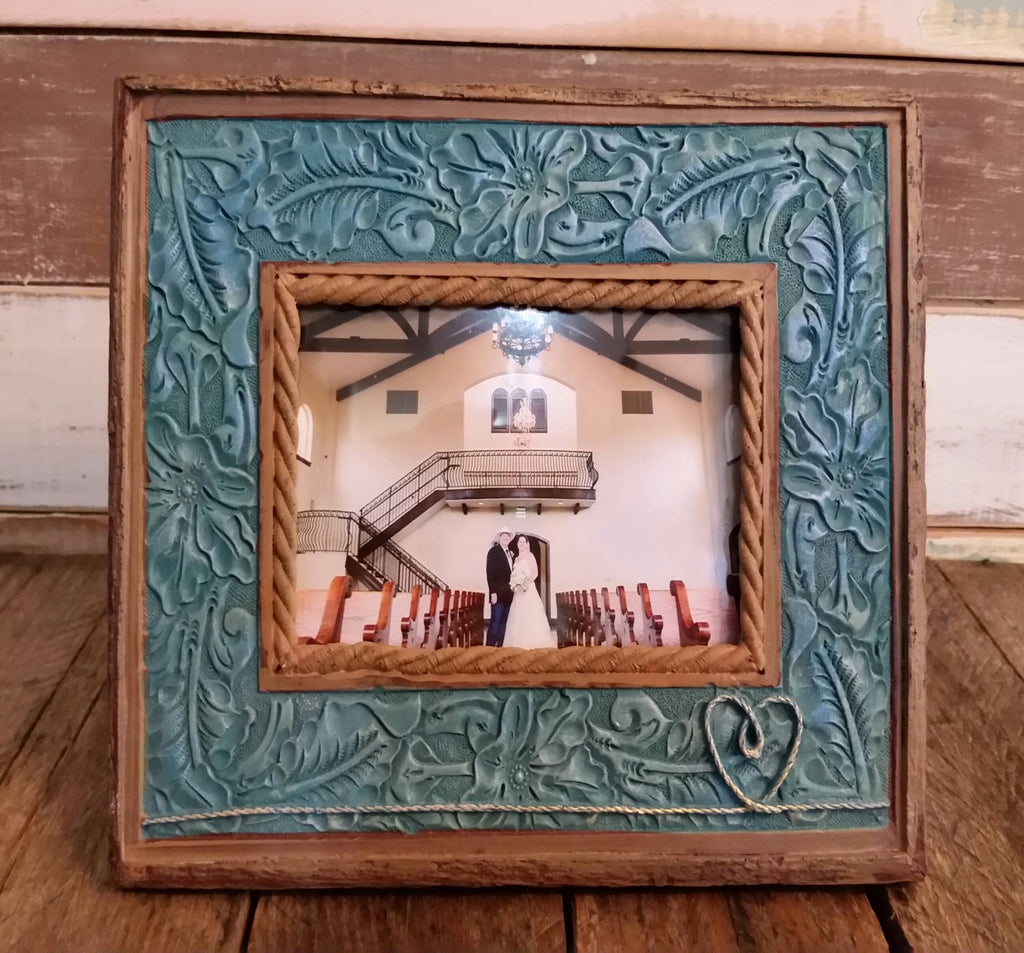 Picture Frame - Prairie Rose