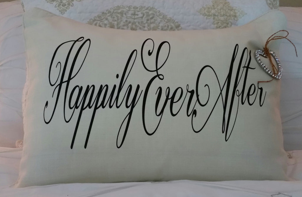 Pillow - Happily Ever After