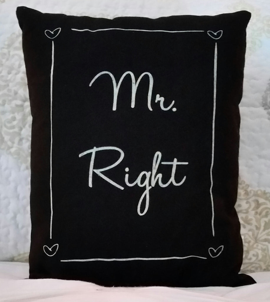 Pillow - Mr. Right