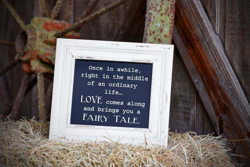 Sign - Fairy Tale
