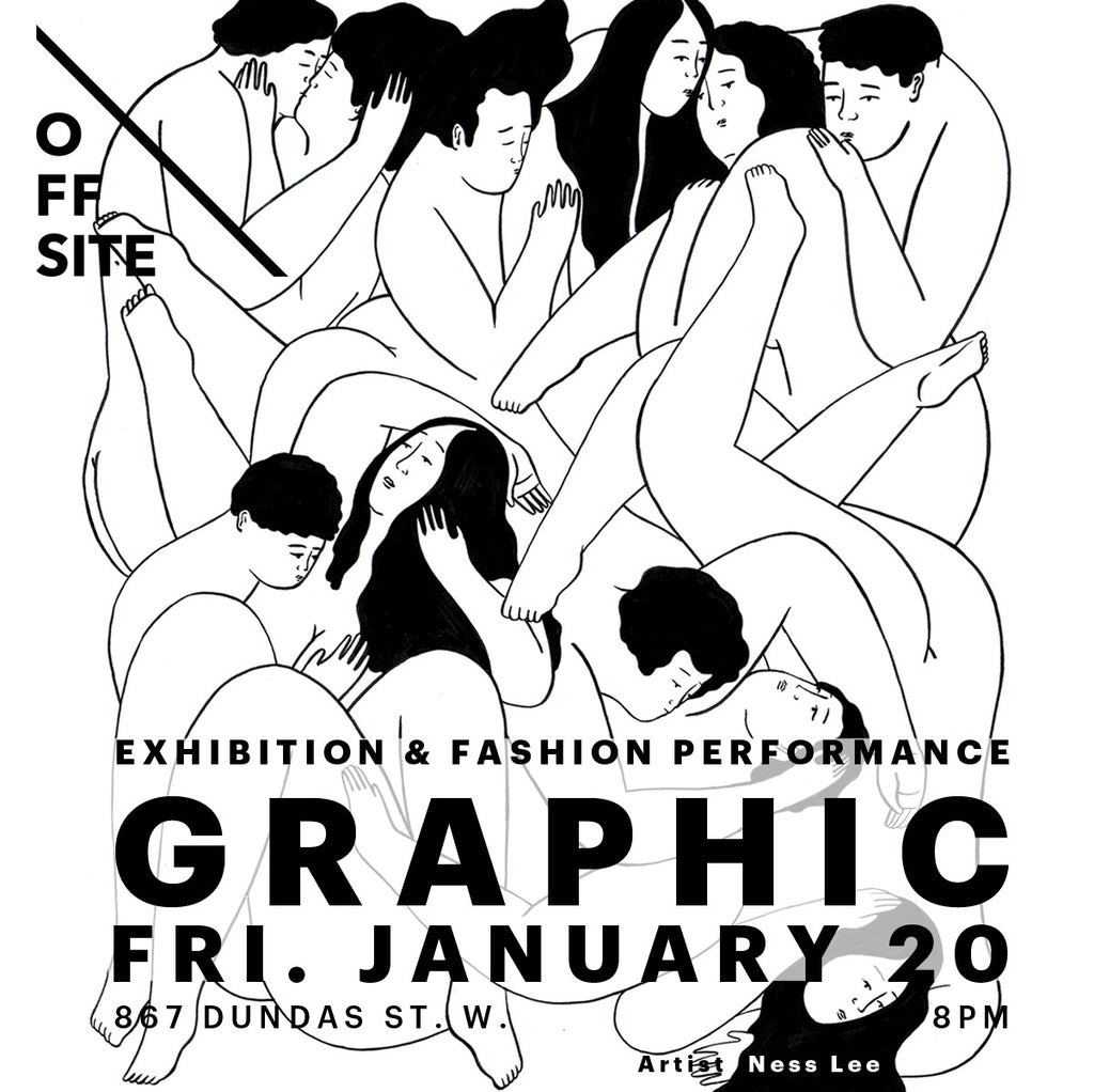 GRAPHIC - Fashion + Art + Performance - JAN. 20