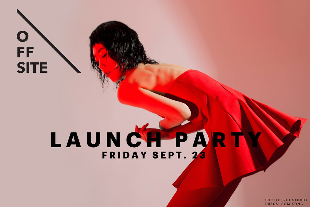 LAUNCH PARTY + Fashion Exhibit - SEPT 23