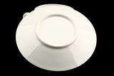 Arabia of Finland White Coffee Cup and Saucer