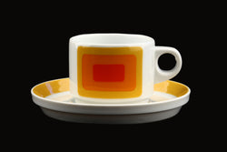 Rosenthal Studio Linie Joy 3 Porcelain Coffee Cup and Saucer