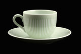 Rorstrand Sweden Kolorita Mint Green Coffee Cup and Saucer