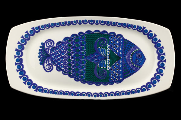Figgjo Flint Turi Design XL Fish Plate (Rare)