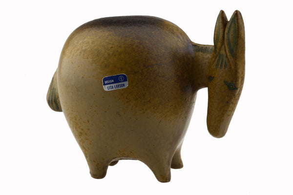 Gustavsberg Lisa Larson Donkey from the 1960 Stora Zoo Collection