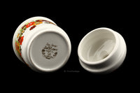 Figgjo Flint Turi Design Norway Folklore Small Lidded Dish Bowl