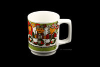 Figgjo Flint Turi Design Norway Folklore Mug