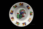 Stavangerflint Design Norway Gipsy Soup Plate Rooster