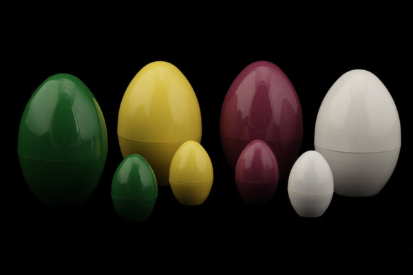 Plastic Colorful Egg Warmers Set