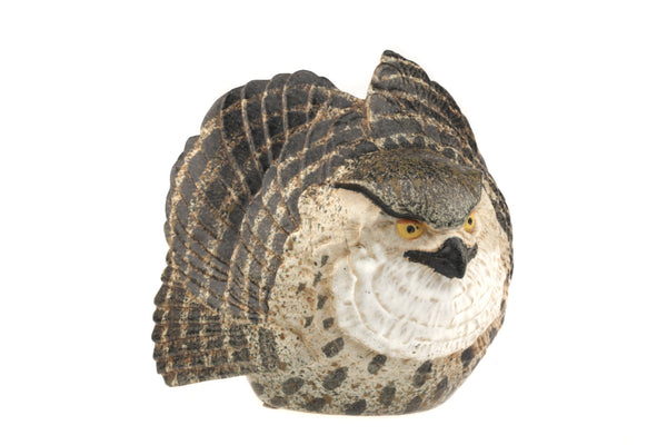 Gustavsberg by Paul Hoff World Wildlife Fund (WWF) Eagle Owl Figurine