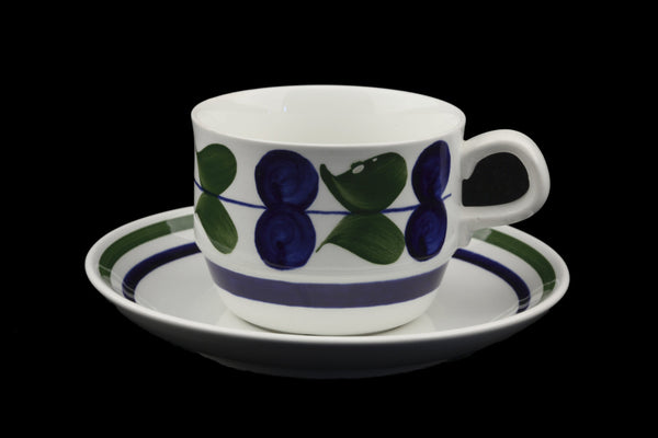 Rörstrand Sweden Irene Cup and Saucer