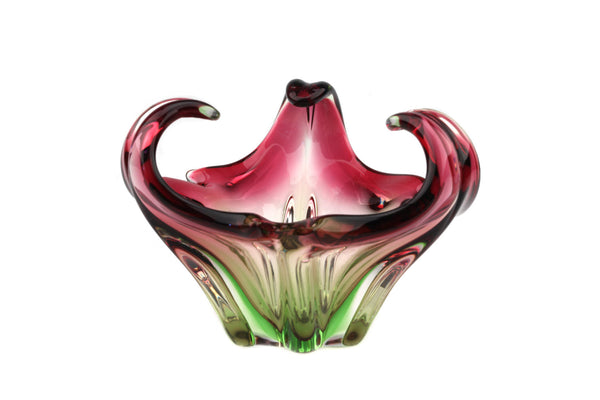 Murano Italy Small Glass Dish