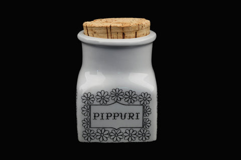 Arabia of Finland Spice Jar, Pepper