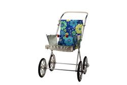 Doll Carriage Metal Doll Stroller Pram Buggy