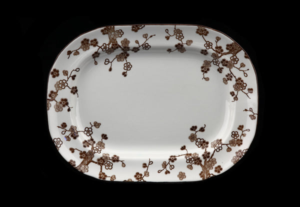 Rörstrand Sweden Japonica Serving Plate