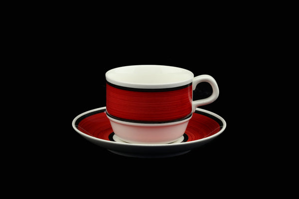 Rörstrand Sweden Carmen Cup and Saucer