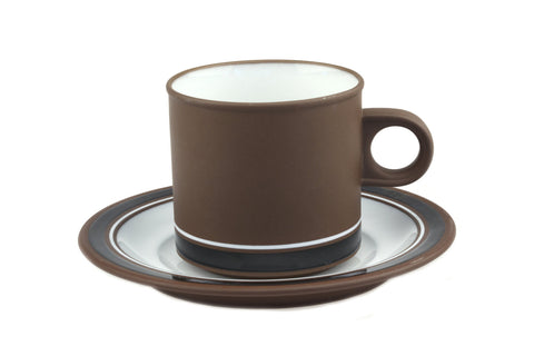 Hornsea Contrast Cup and Saucer