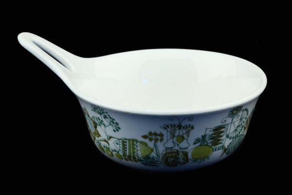 Figgjo Flint Turi Market Design Norway Soup Bowl with Handle