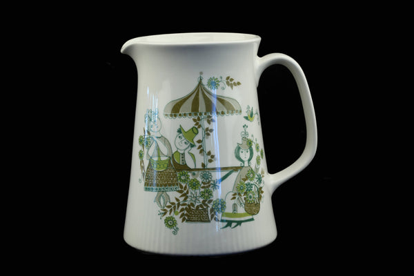 Figgjo Flint Turi Market Design Norway Milk Jug Pitcher