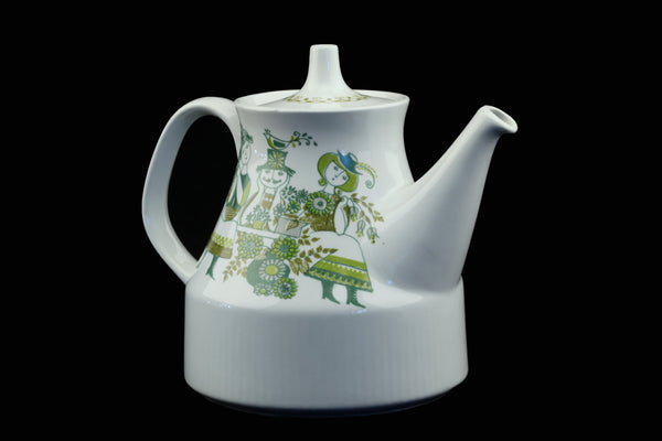 Figgjo Flint Turi Market Design Norway Tea Pot