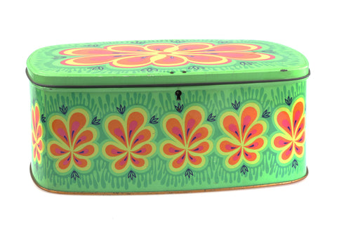 Storage Tin Box Canister Look a Like Anita Wangel IRA Denmark