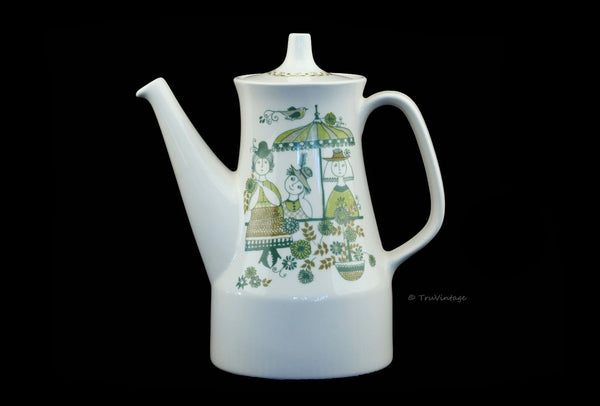 Figgjo Flint Turi Market Design Norway Coffee Pot