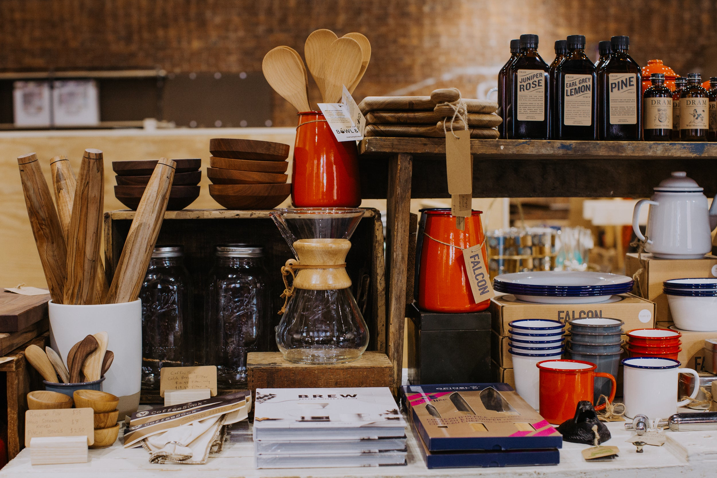 Lineage Store Kitchen Wares