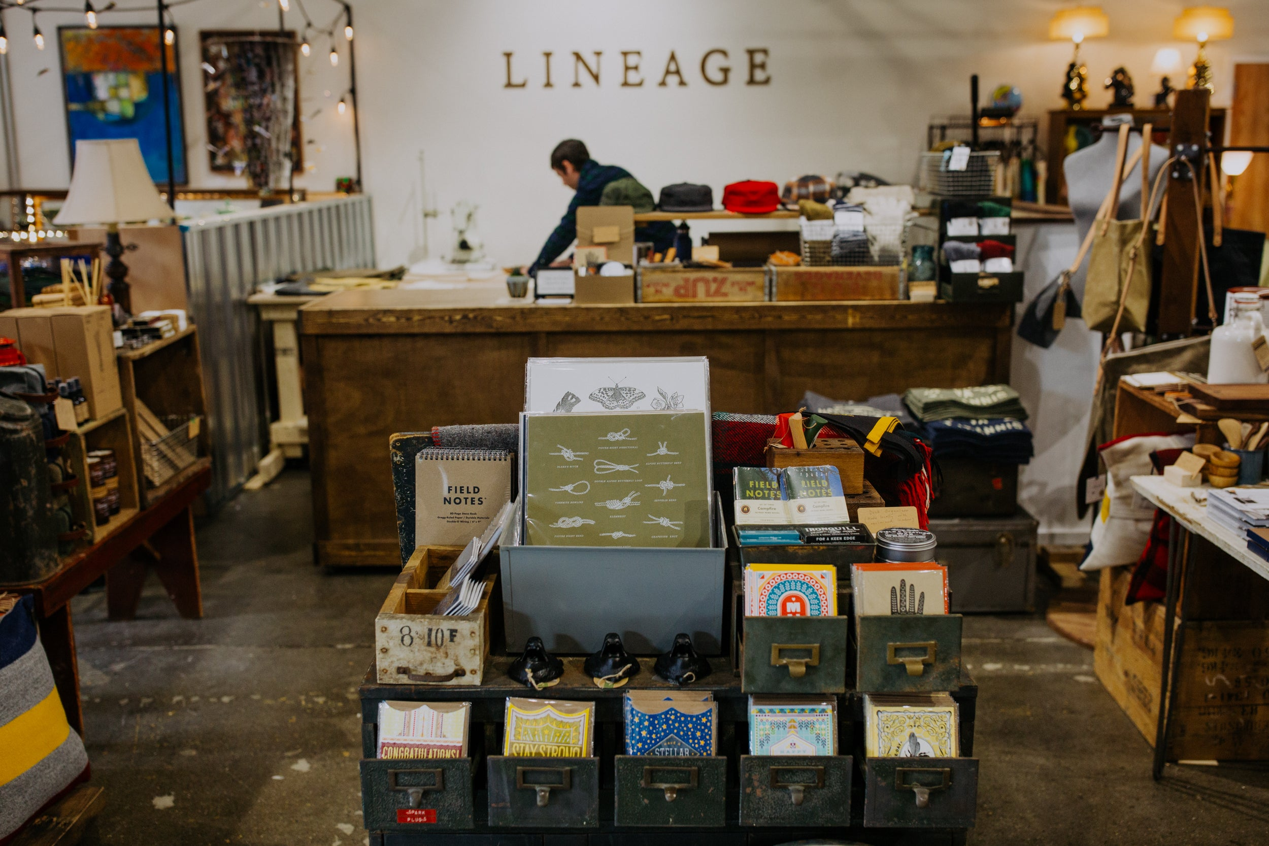 Lineage Retail Store