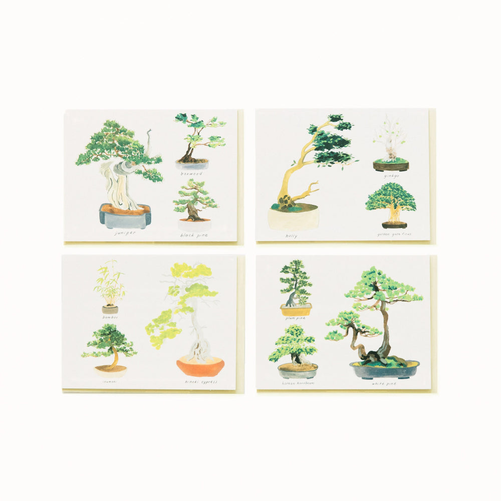 Bonsai Card Set