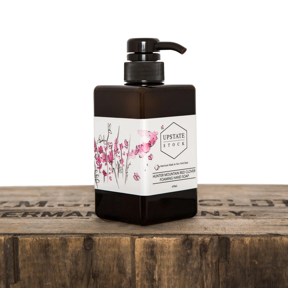 Hunter Mountain Red Clover - Hand Soap