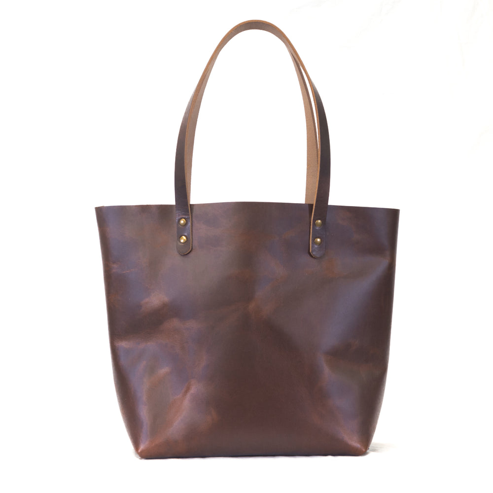 Elizabeth Leather Tote
