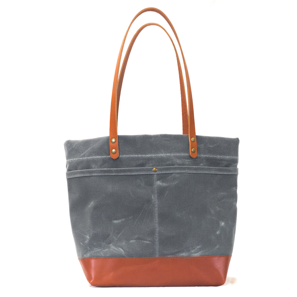 Shenandoah Deluxe Tote - Charcoal