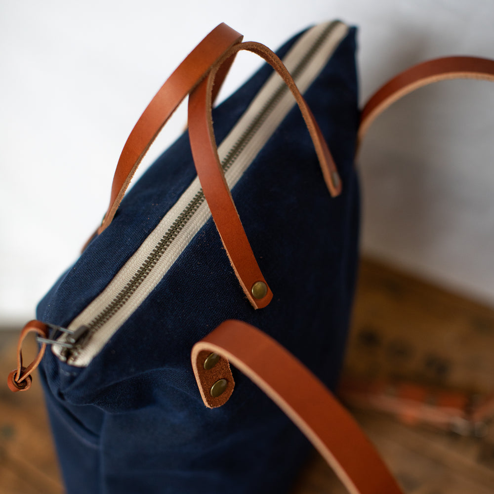 York Backpack - Navy