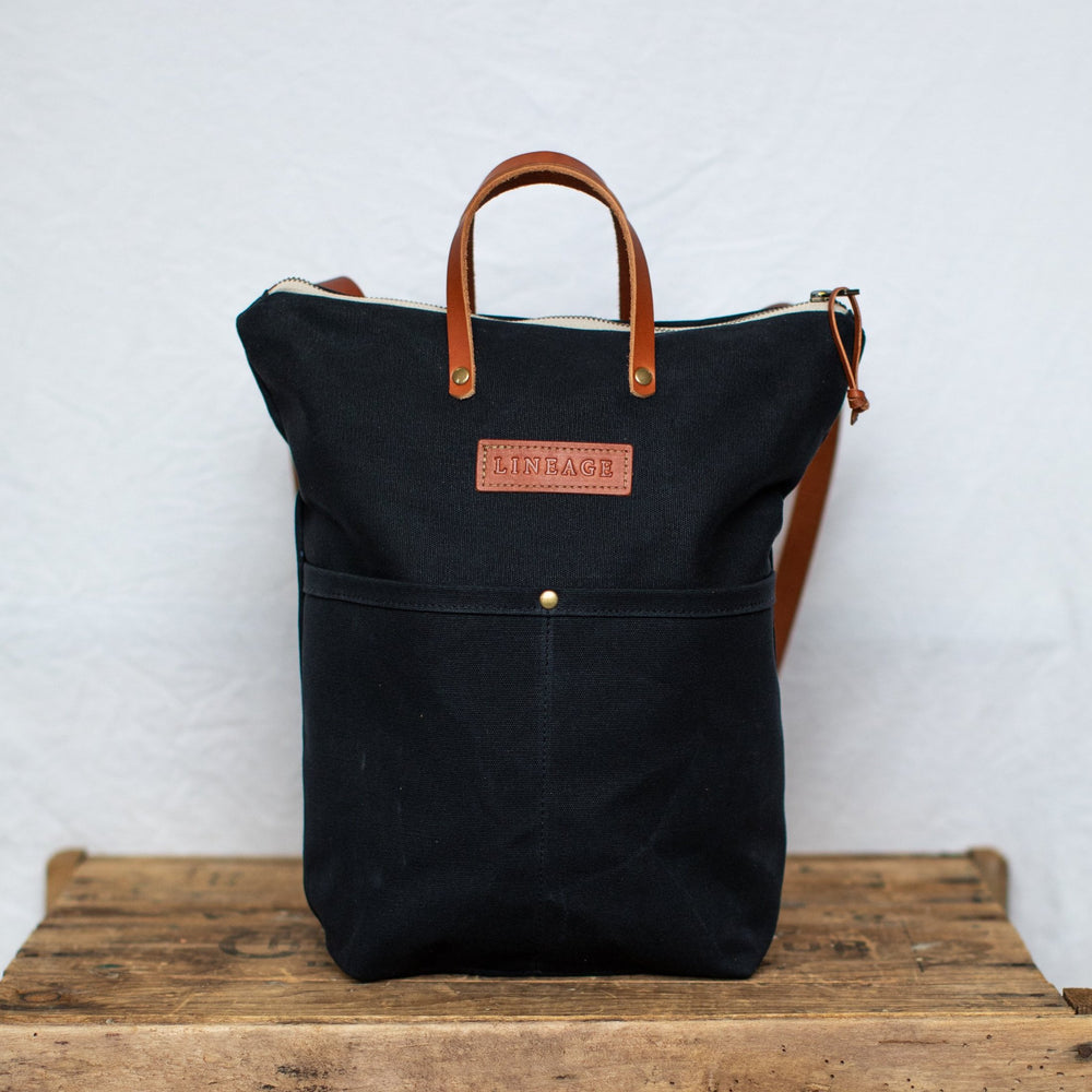 York Backpack - Black