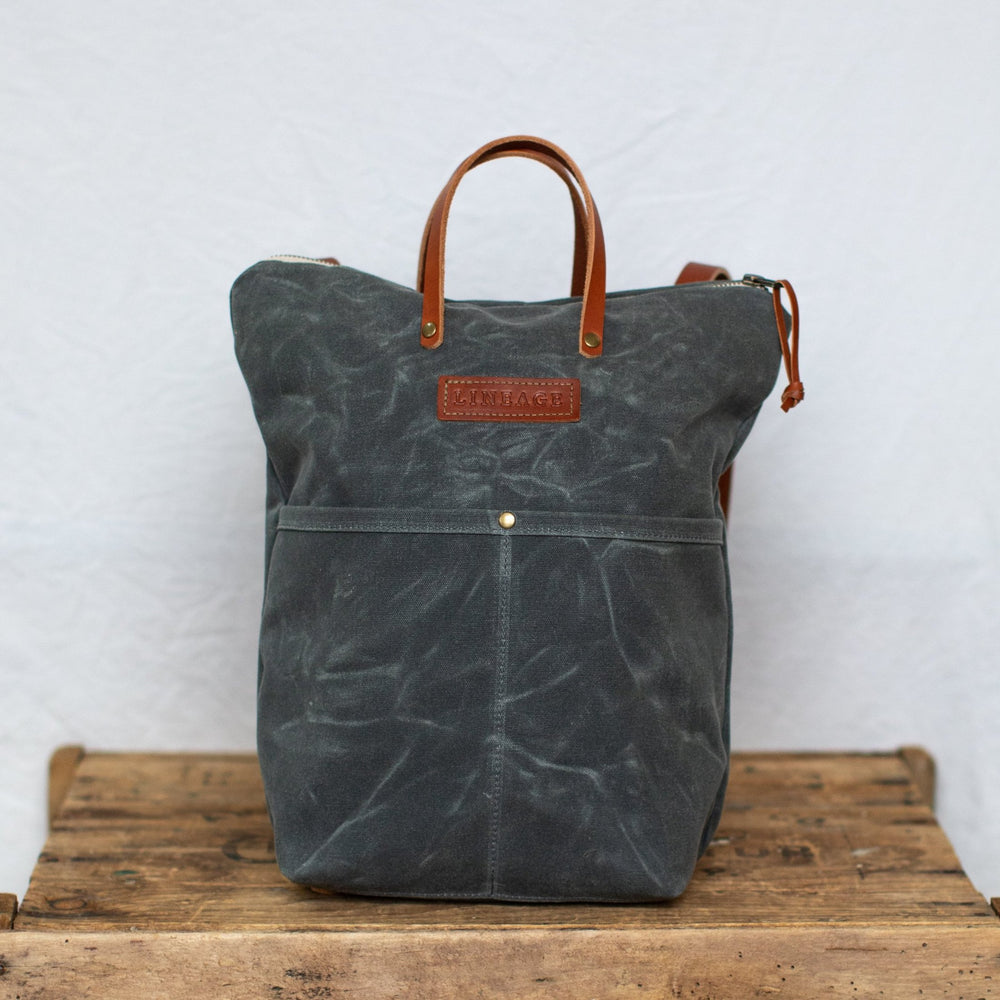 York Backpack - Charcoal