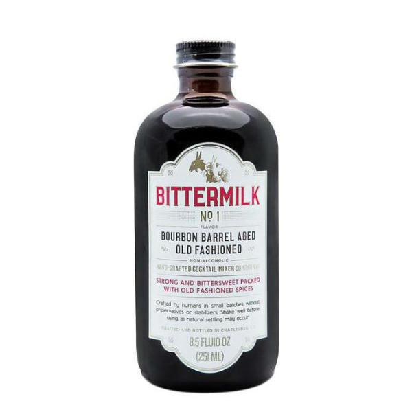 Bittermilk - NO. 1 Bourbon Barrel Aged Old Fashioned