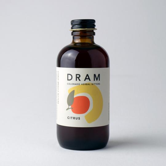 DRAM Citrus Medica Cocktail Bitters