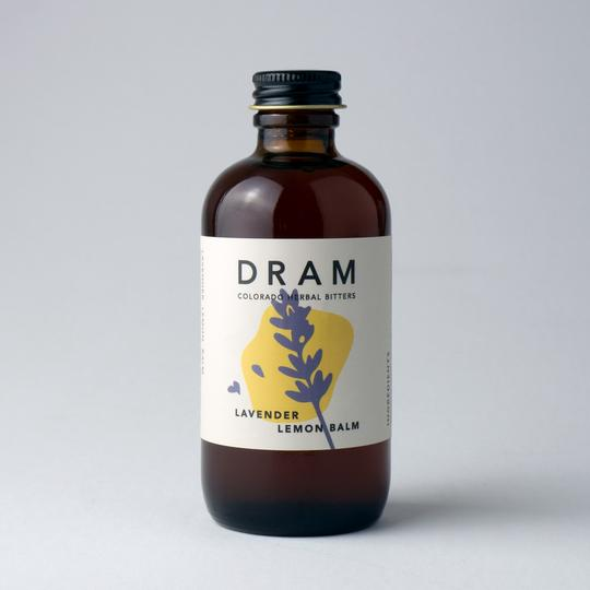 DRAM Lavender Lemon Balm Cocktail Bitters