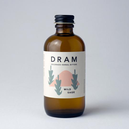 DRAM Wild Mountain Sage Cocktail Bitters