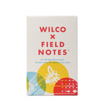 Field Notes | Wilco Box Set of 6 Memo Books