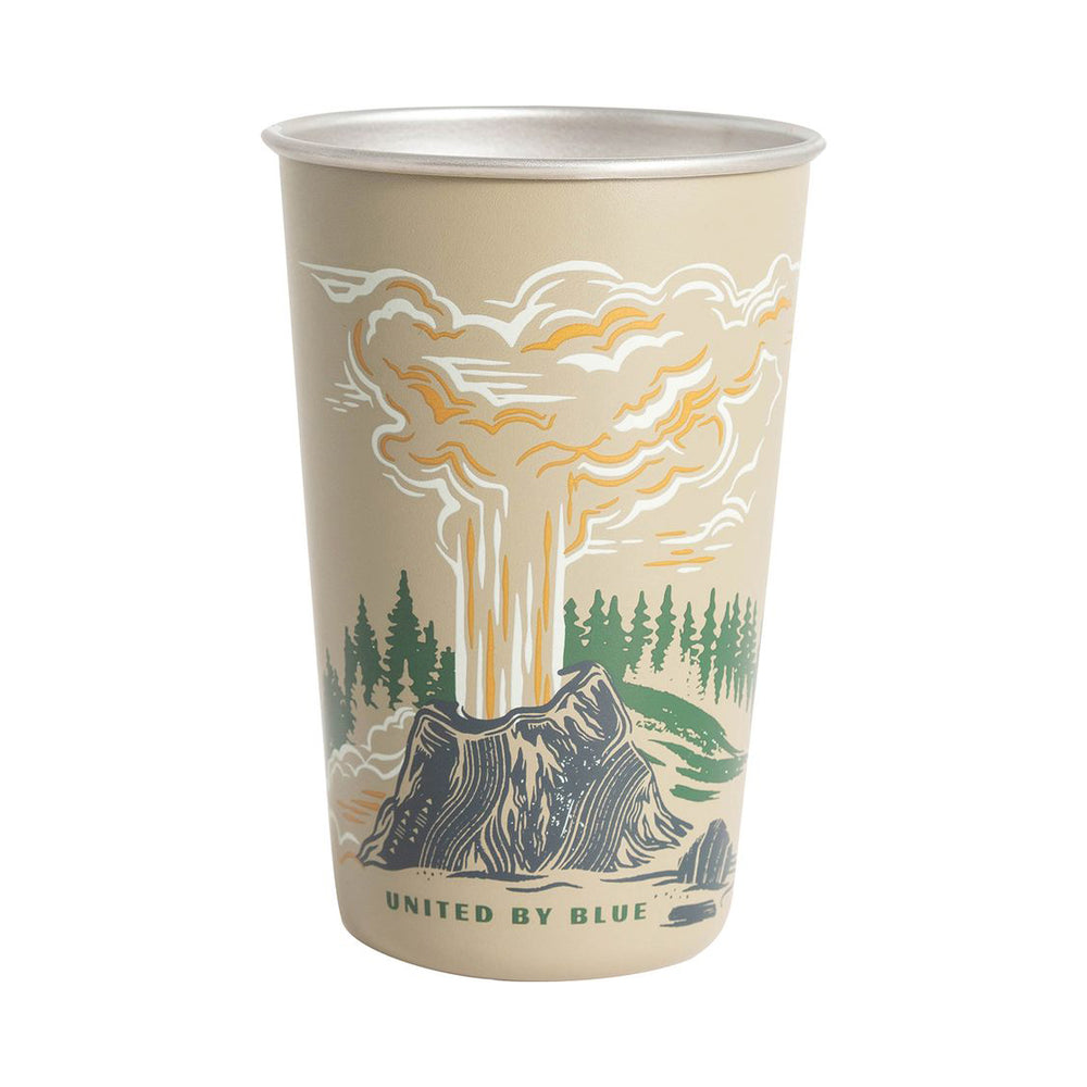 Geyser 16OZ Stainless Steel Tumbler