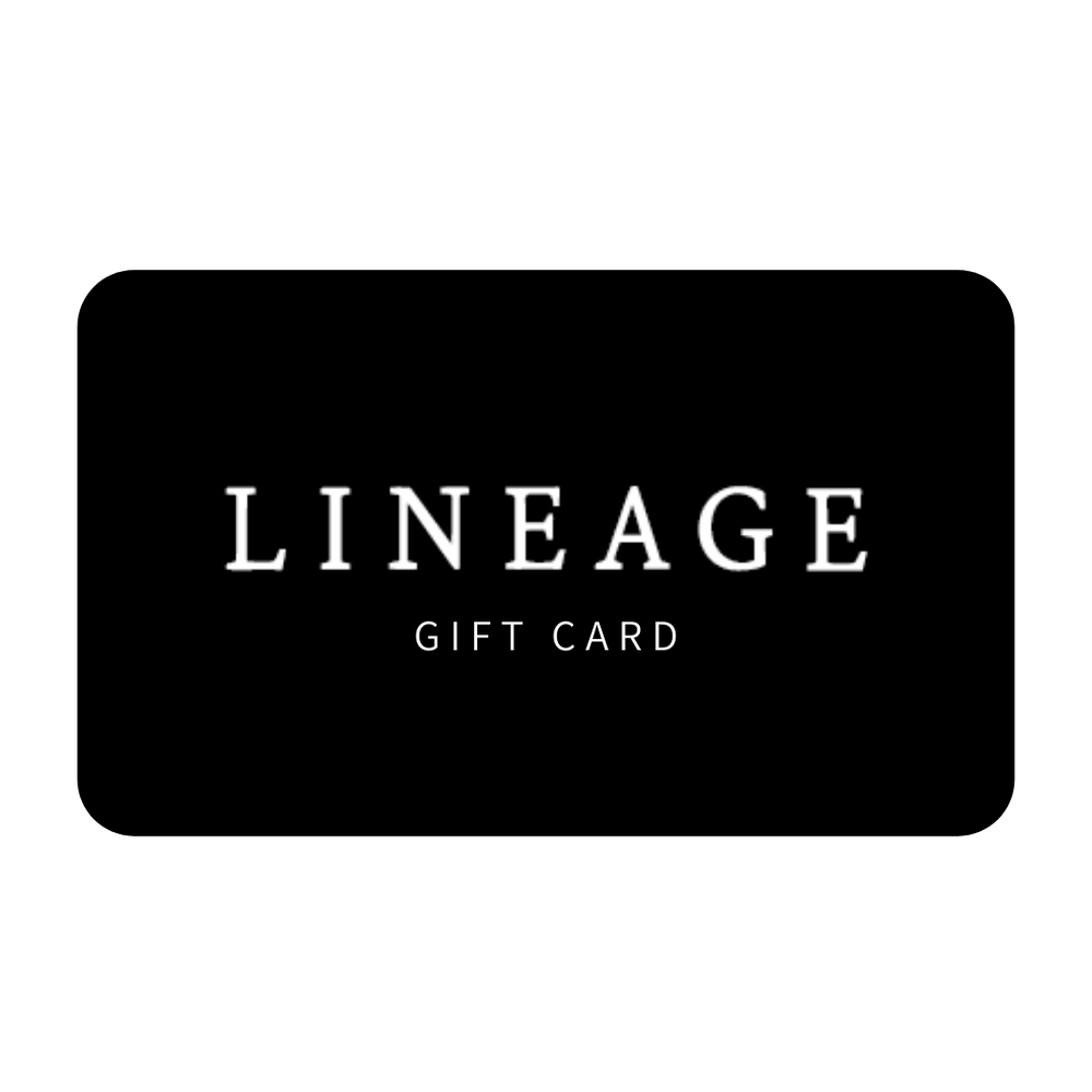 Lineage Gift Card