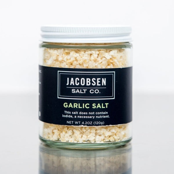 Jacobsen Salt Co. - Garlic Salt