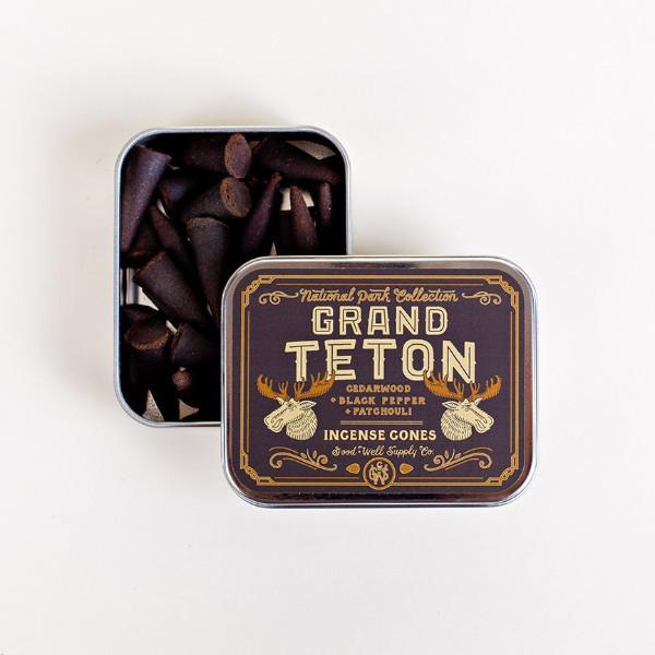 Grand Teton Incense Cones