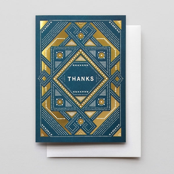 Hammerpress Thanks Card