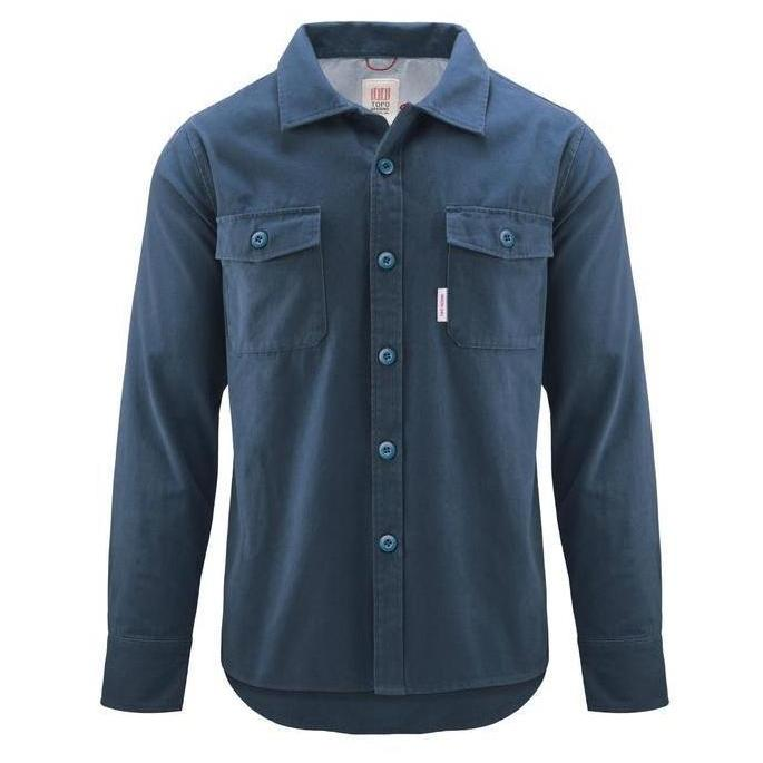 Field Shirt - Navy Twill