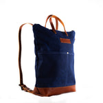 York Deluxe Backpack - Navy